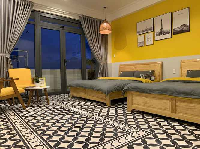 Phòng ngủ của Nhà Anh Thành - Homestay Đà Lạt