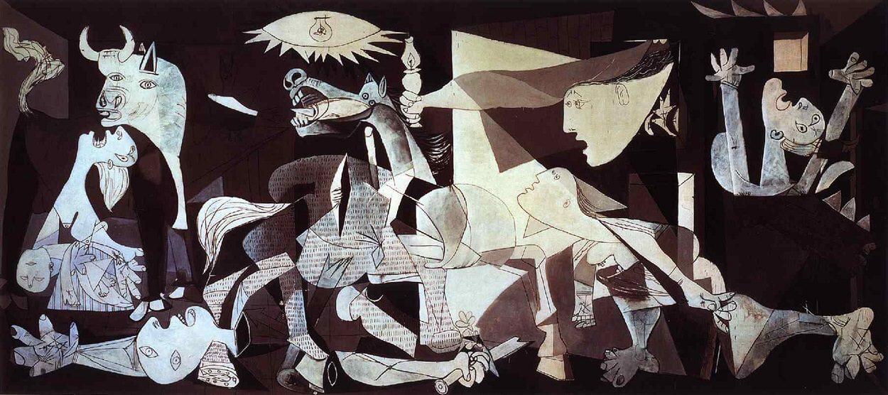 Picasso là thiên tài hội họa