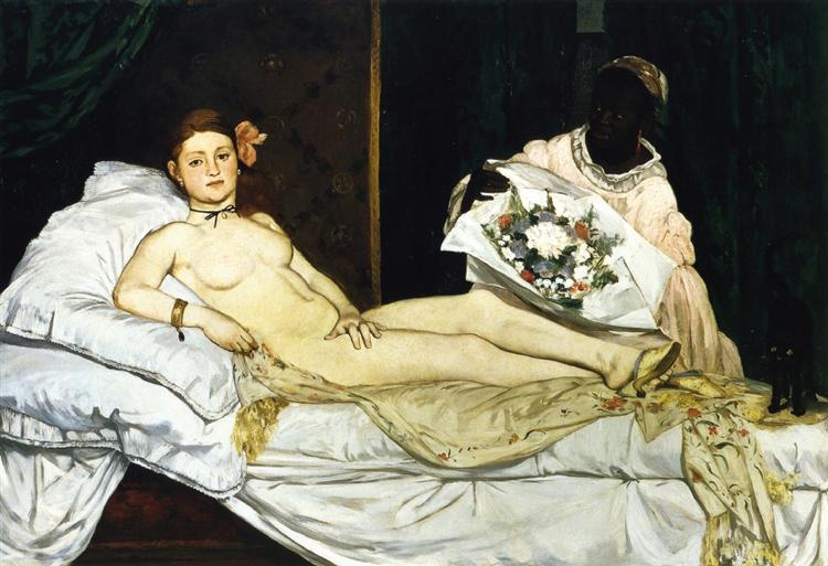 Họa sĩ người Pháp - Edouard Manet