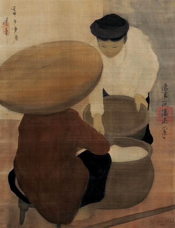 Họa Sĩ Nguyễn Phan Chánh