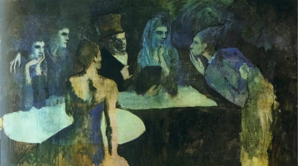 """Bức tranh """"The marriage of Pierrette""""  có giá 93,8 triệu đô"""