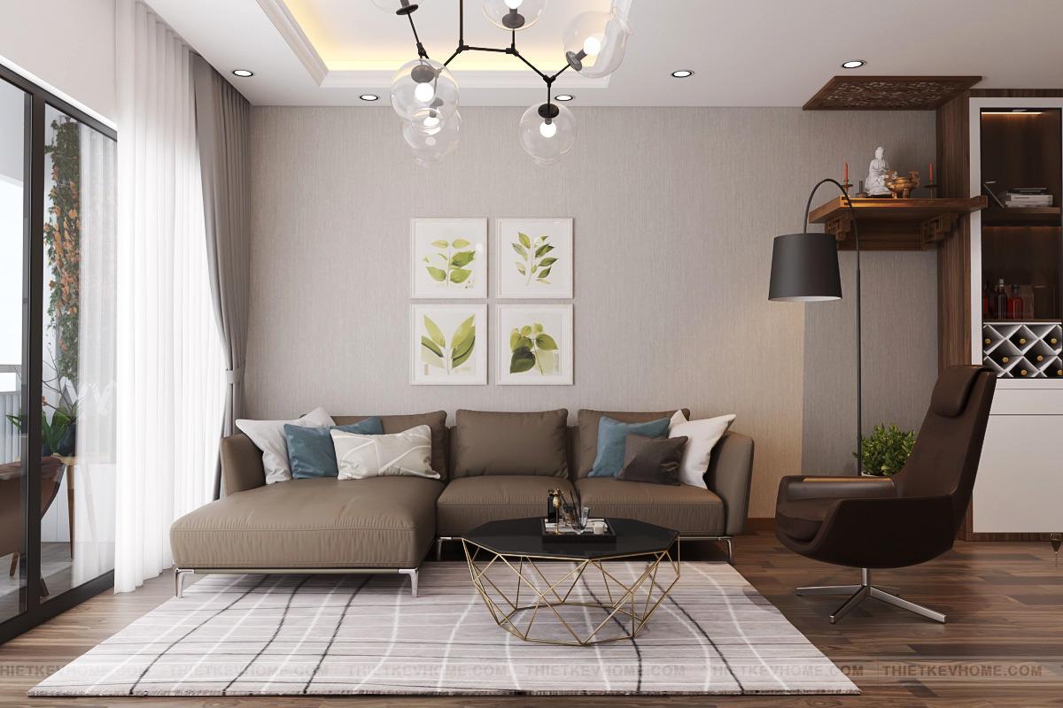 Mẫu thiết kế nội thất cần phải đảm bảo yếu tố thẩm mỹ cao