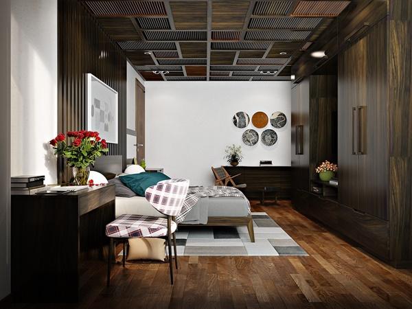 Thiết kế nội thất nổi bật theo phong cách Decor