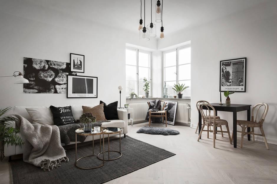 Phong cách thiết kế Scandinavian mang tính hiện đại cho các căn nhà phố