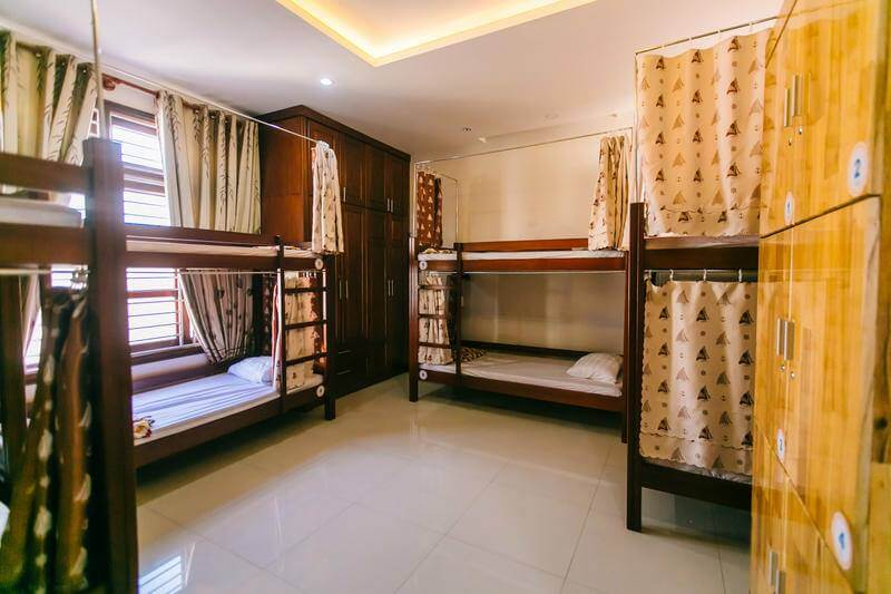 Cách trang trí phòng ngủ của homestay cần phải có tính thẩm mỹ cao, thu hút khách du lịch