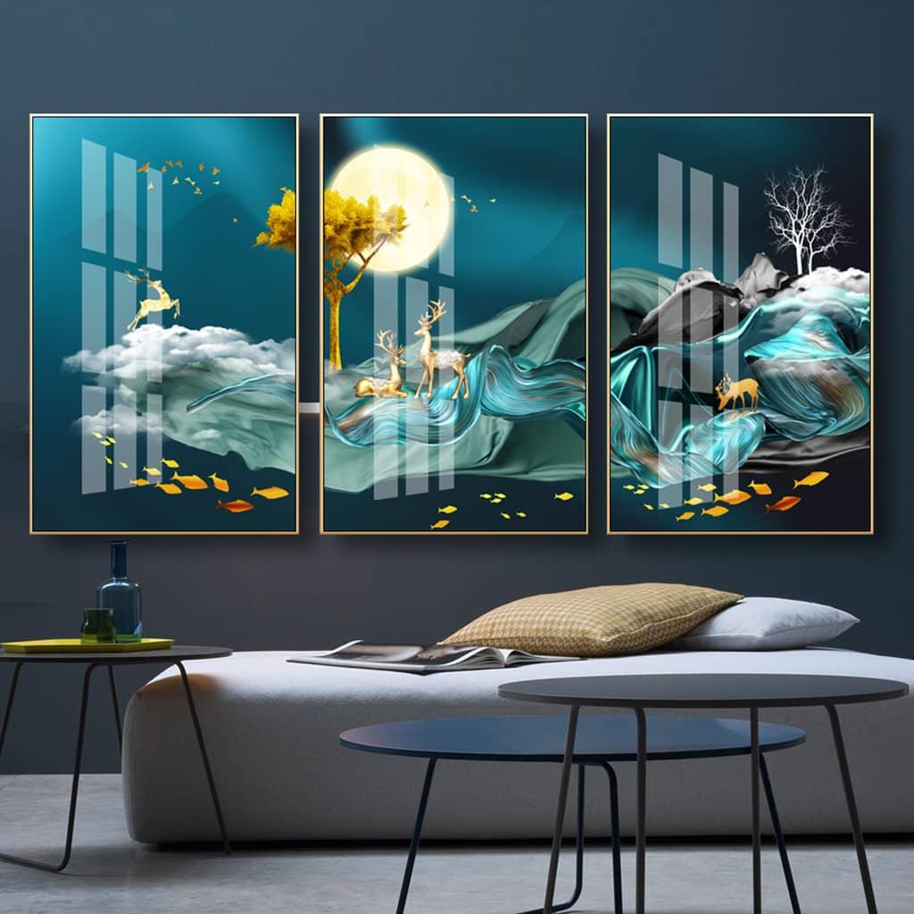 [Tranh Canvas Là Gi] Tại sao tranh canvas được ưa chuộng và sử dụng nhiều trong thời gian qua