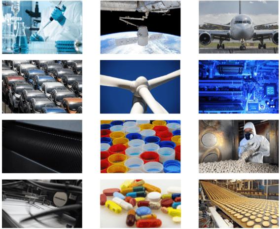 Vật liệu composite được sử dụng phổ biến trong mọi mặt của cuộc sống