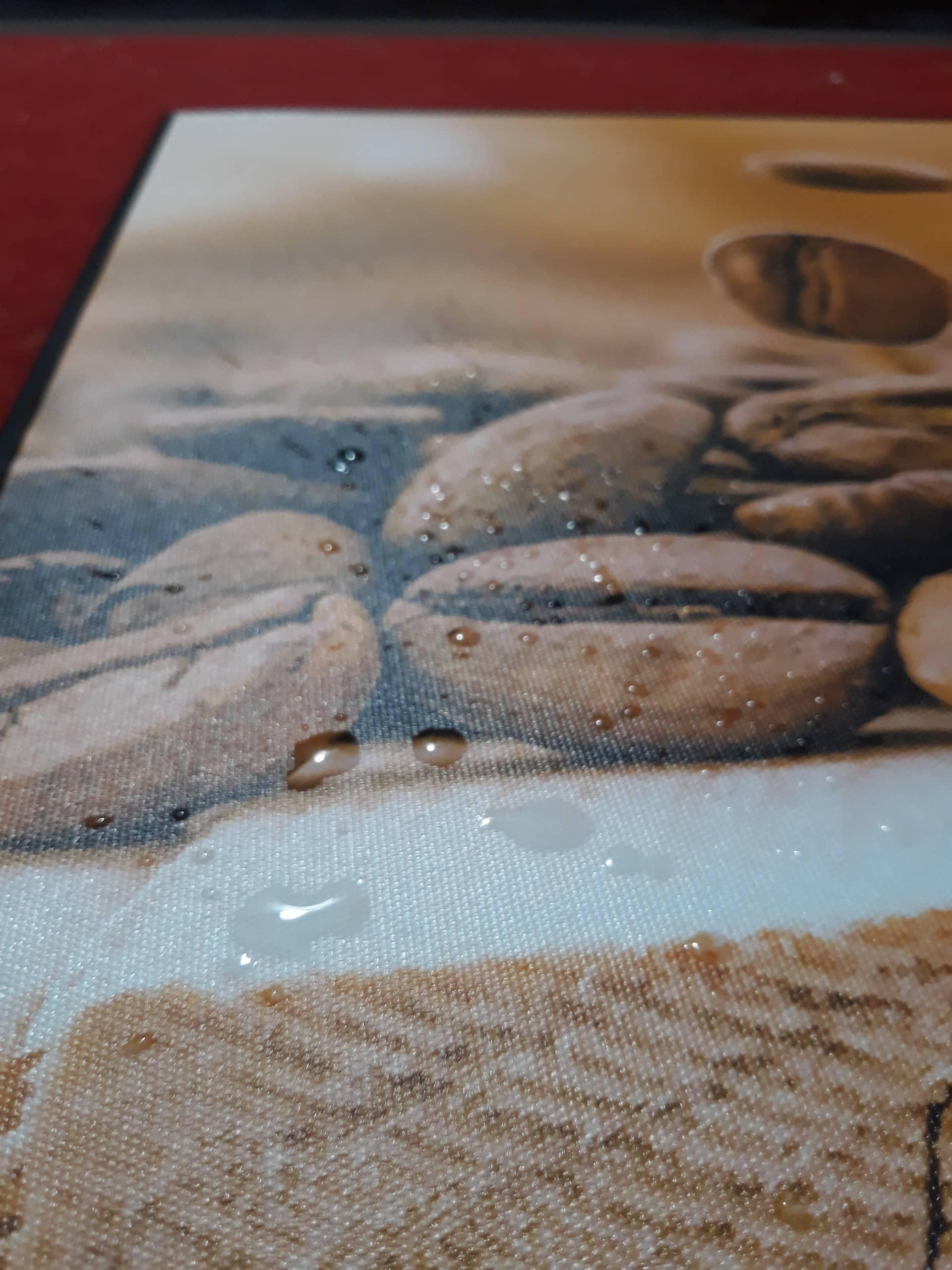 Khả năng kháng nước hơn hẳn các loại vải thường