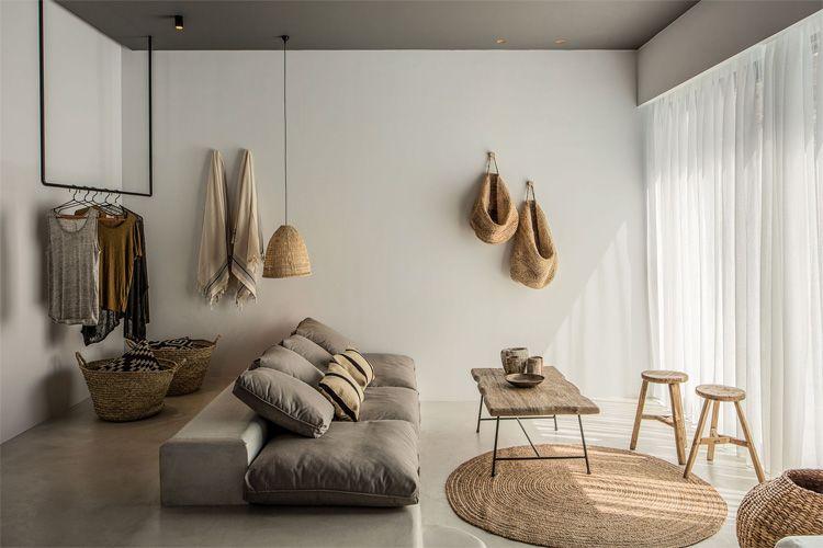 Wabi-Sabi là phong cách có nguồn gốc từ Nhật Bản