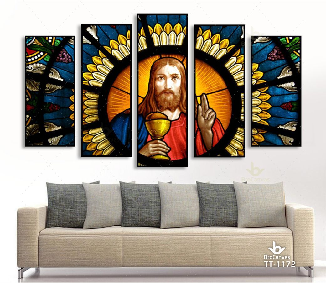 Tranh Trang Trí Ánh Sáng Của Chúa TT 1172 | Brocanvas.com