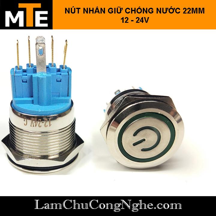 nut-nhan-giu-chong-nuoc-co-led-22mm-12-24v