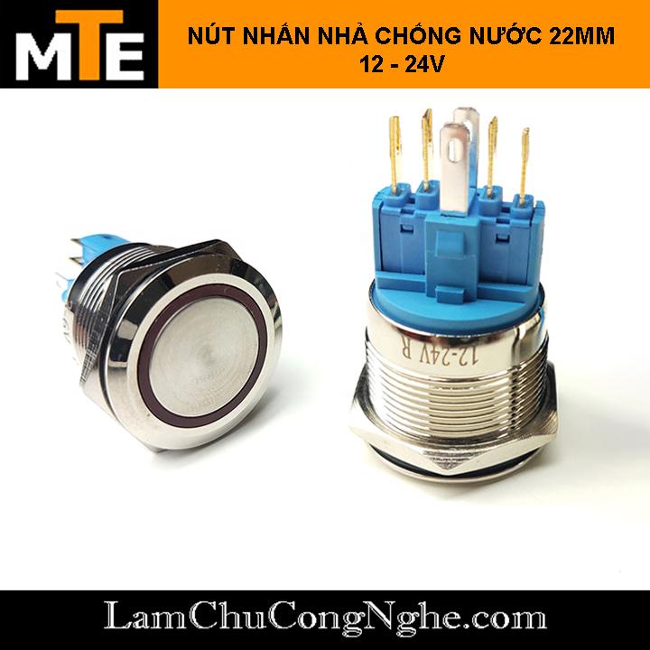 nut-nhan-nha-chong-nuoc-co-led-22mm-12-24v