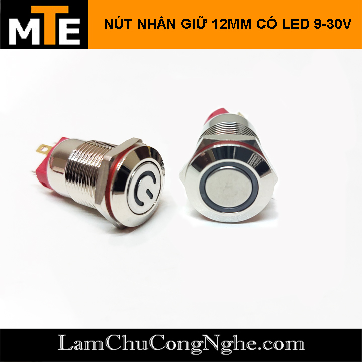 nut-nhan-giu-chong-nuoc-12mm-co-led-9-30v