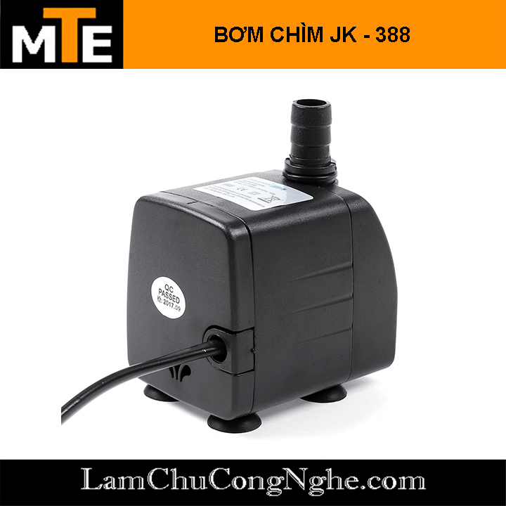 may-bom-chim-ho-ca-jk-388-cong-suat-16w