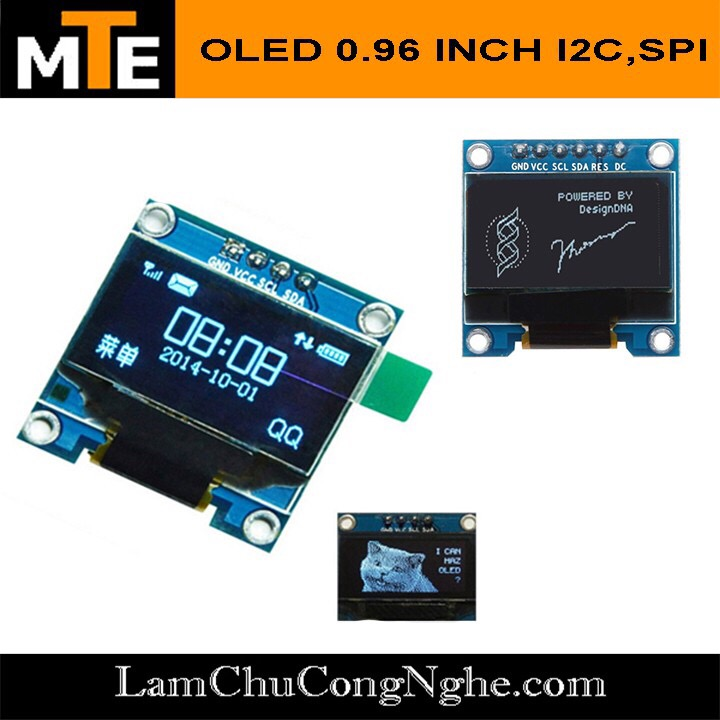 man-hinh-hien-thi-128x64-oled-0-96-inch-giao-tiep-i2c-spi-chuyen-dung