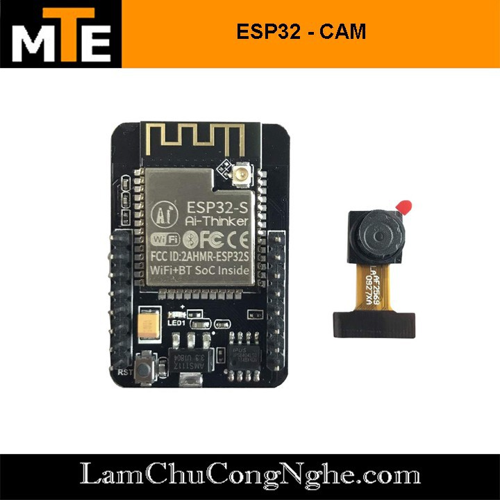 module-camera-tich-hop-wifi-va-bluetooth-esp32-cam