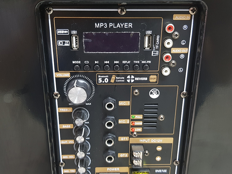 Loa kéo di động BEST 6800 PRO