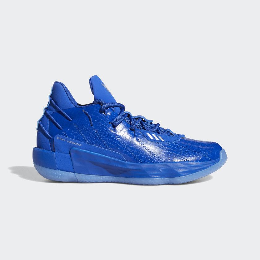 giay-bong-ro-adidas-dame-7-x-ric-flair-royal-blue-fy2807-hang-chinh-hang
