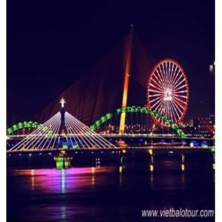 Tour Đà Nẵng - Hội An - Huế - Động Thiên Đường (5 ngày 4 đêm)