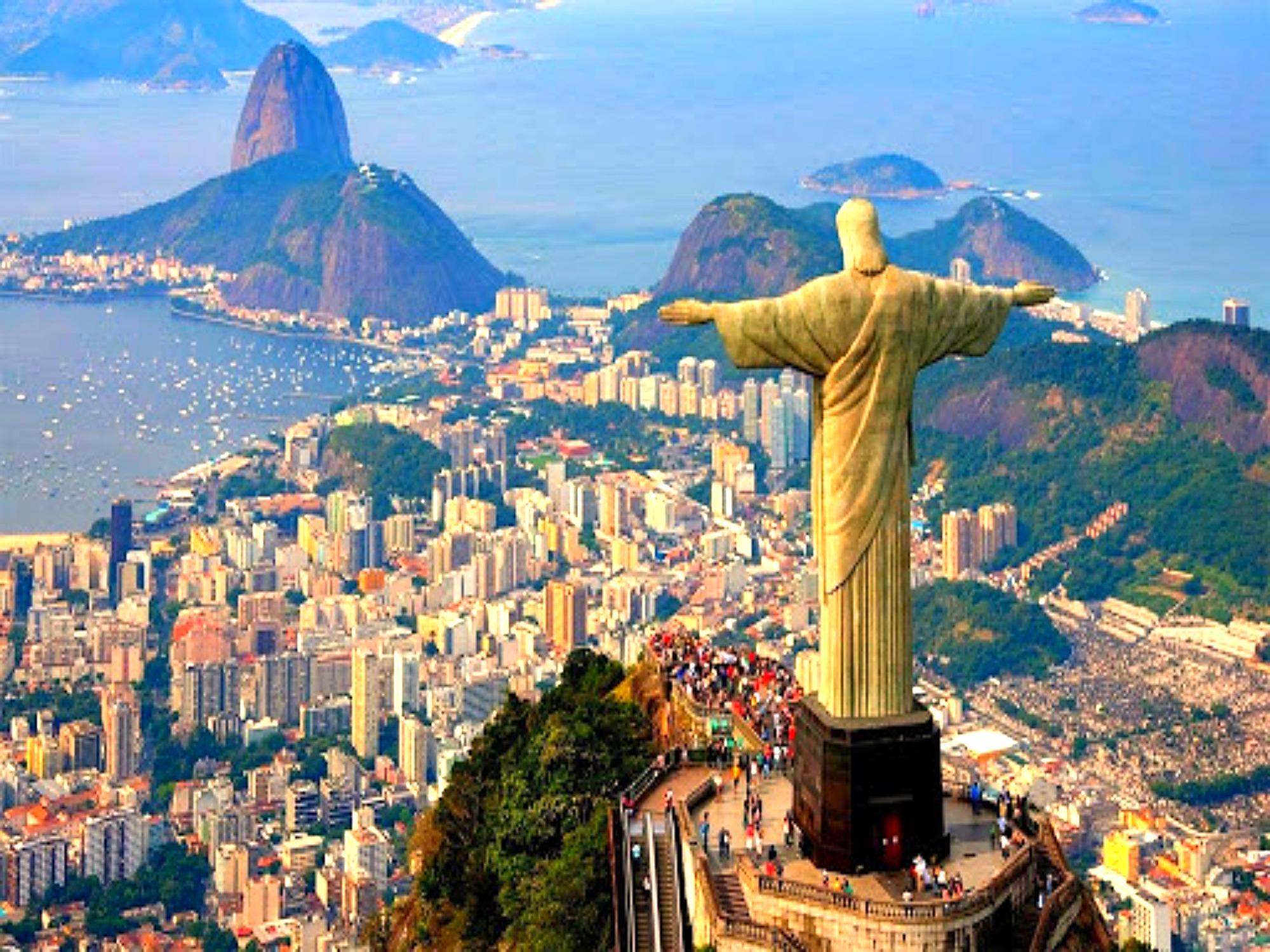 tour brazil