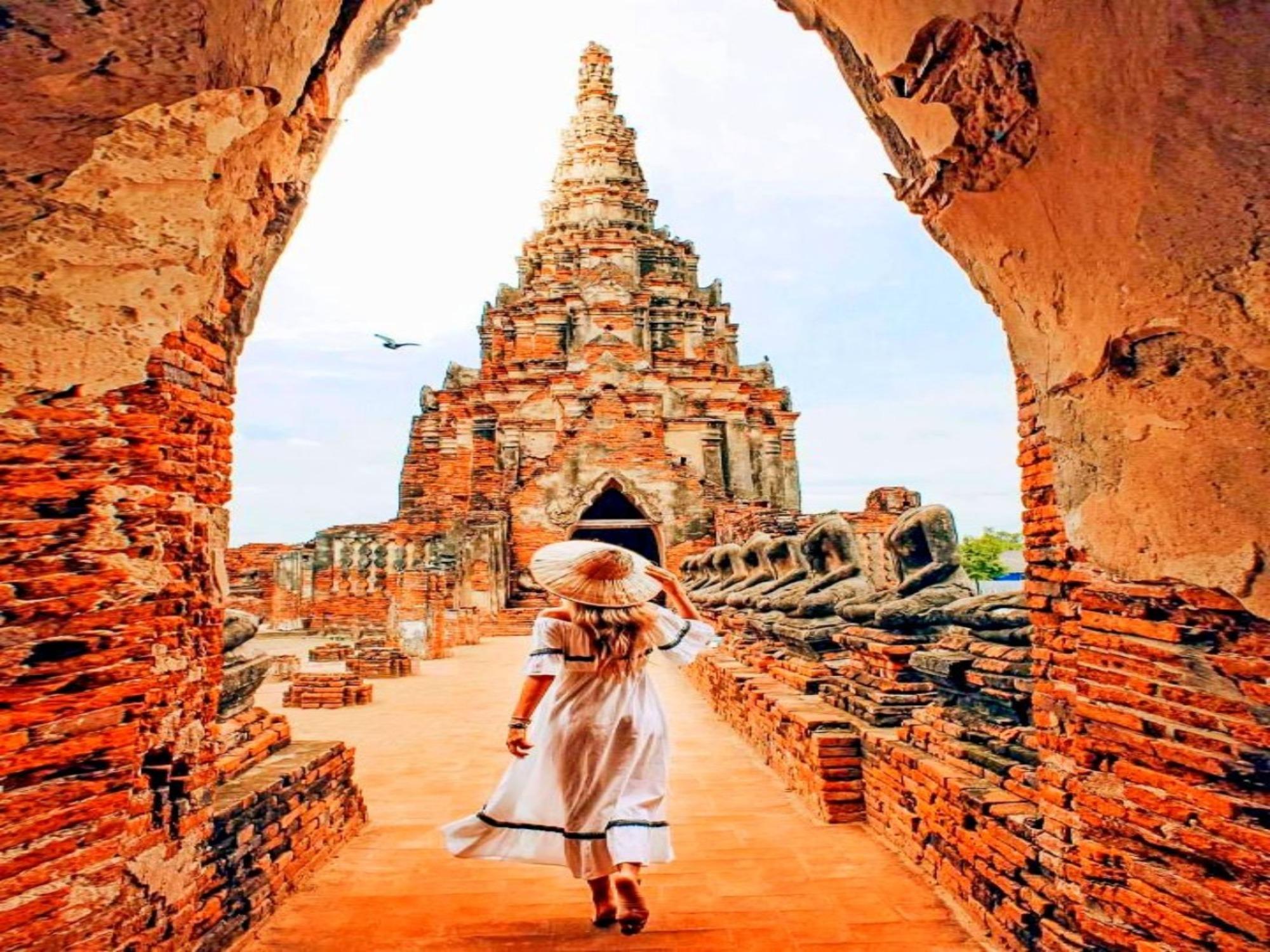 Tour Thai Lan Ayutthaya