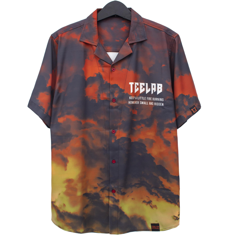 Áo Sơ Mi Teelab Smoke Shirt SS011