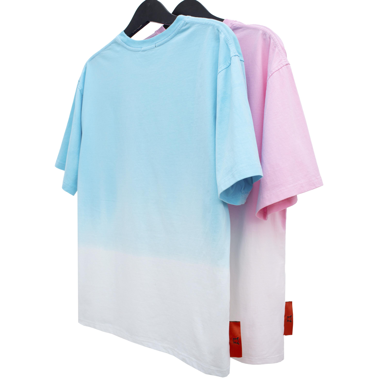 Áo thun Teelab Half Dye Basicism TS080