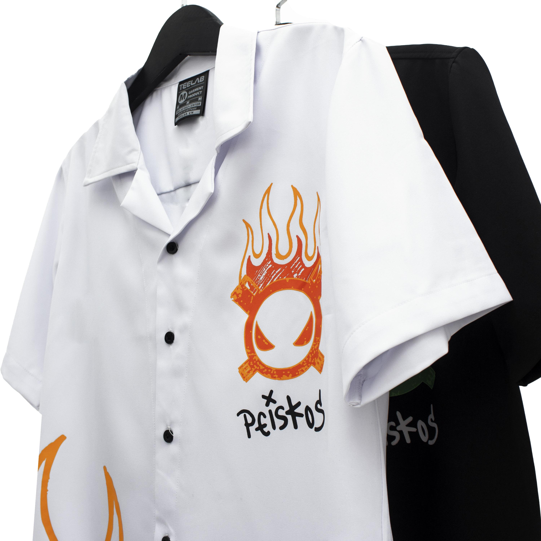 Áo Sơ mi Teelab FIRE SS008