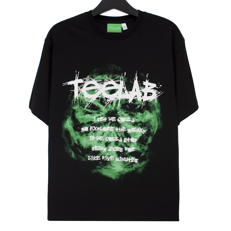 Áo thun Teelab Chaotic Thoughts TS056