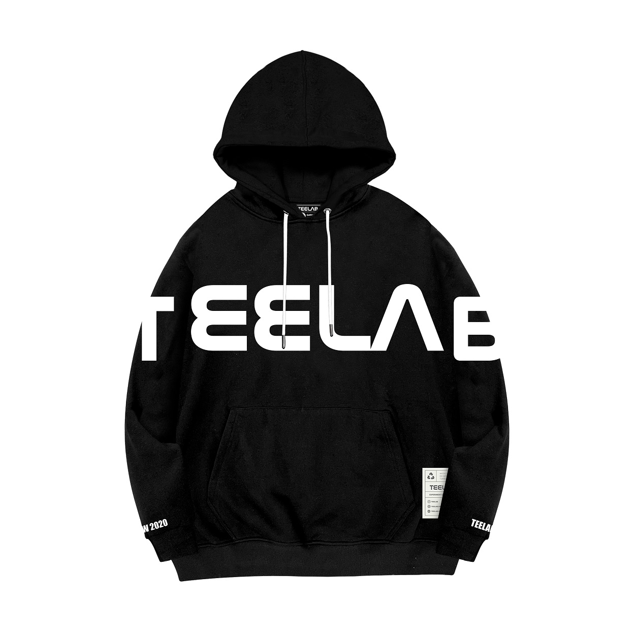 Áo Hoodie Teelab Big Logo HD006
