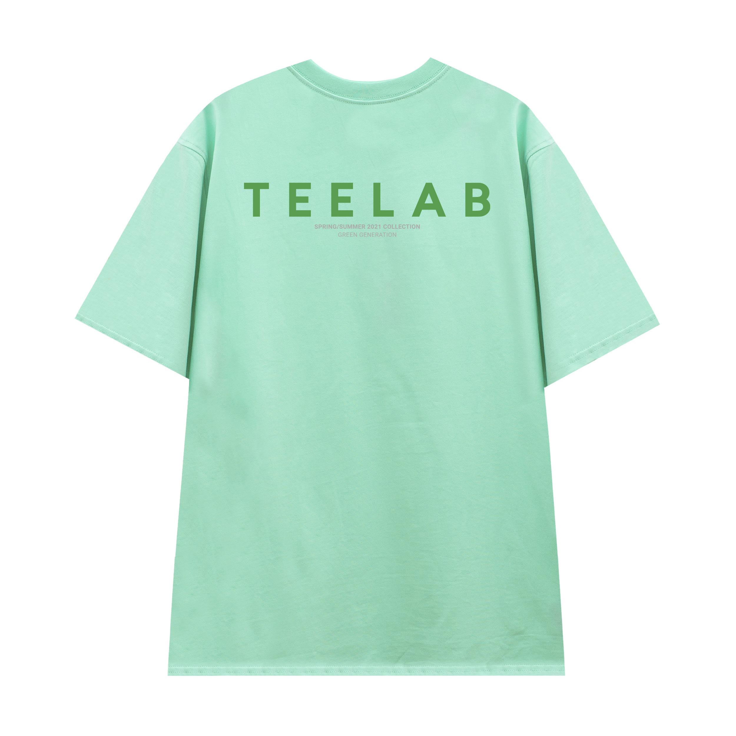 Áo thun Teelab Basic - Iconic Detail TS097