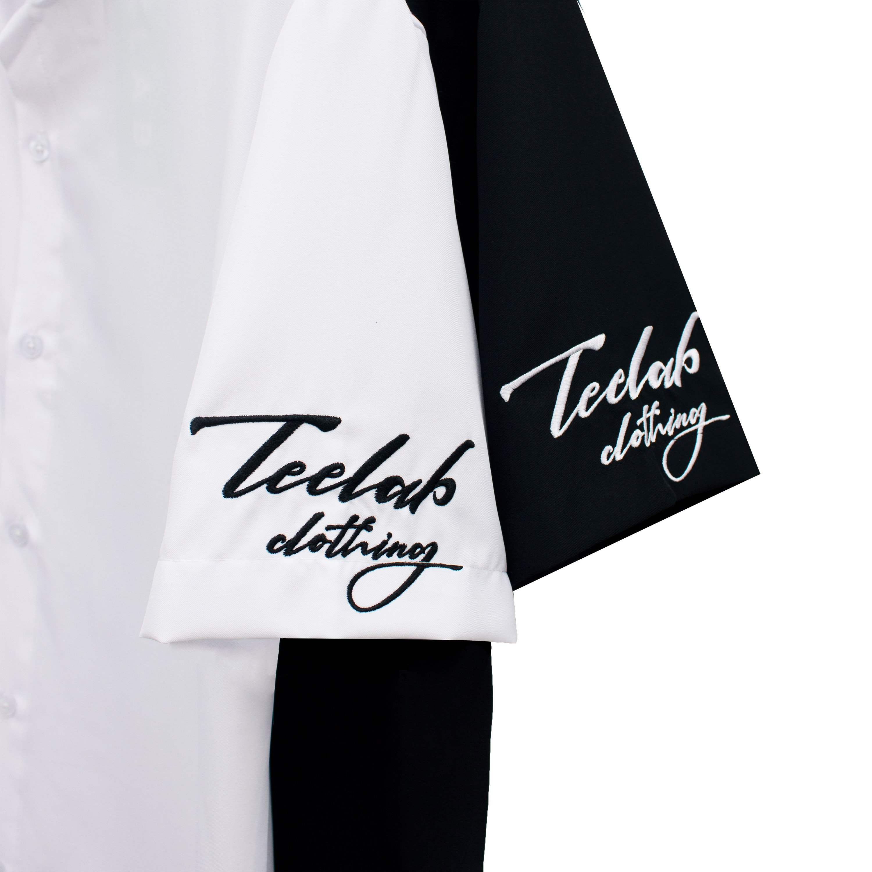 Áo sơ mi Teelab Elegant Handwriting SS022
