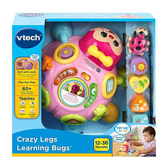 80-522350 Crazy Bug - Bọ cam vui nhộn (hồng)