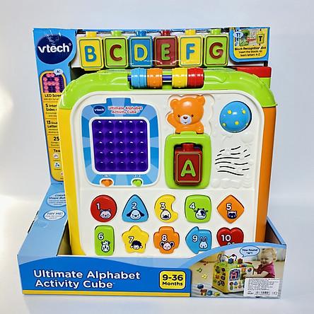80-505000 Activity Cube - Hộp Alphabet (xanh)