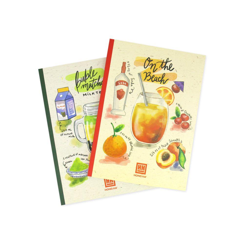 [MUA 5 TẶNG 1] Vở Hồng Hà study coktail có chấm 80 trang 1428