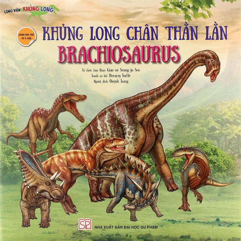 Công Viên Khủng Long - Khủng Long Chân Thằn Lằn Brachiosaurus