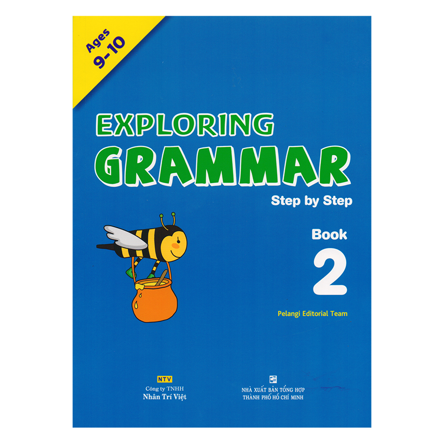 Exploring Grammar: Step By Step - Book 2 (Age 9 – 10)