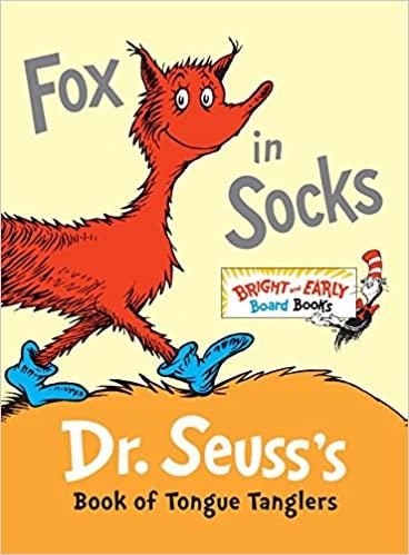 Fox In Socks (Brd)