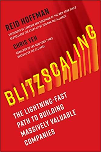 Blitzscaling (Mr Exp)
