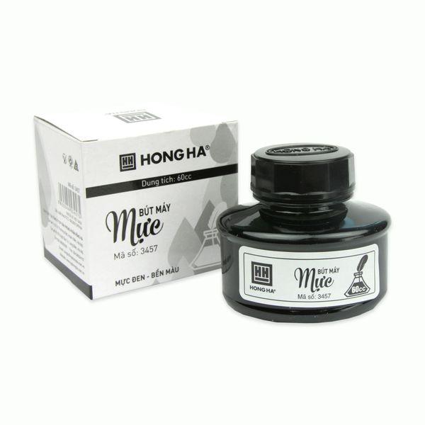 Mực bút máy HH đen 60cc 3457 (22)