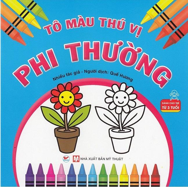 Tô Màu Thú Vị - Phi Thường