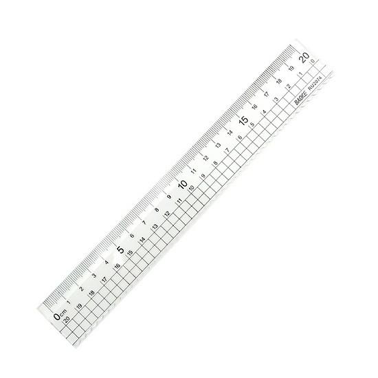 Thước Kẻ 40Cm (20C/H) Ru2040