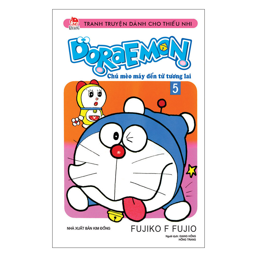 Doraemon Truyện Ngắn - Tập 5
