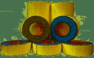 Băng keo xốp vàng  1.5cm BKXV1.5