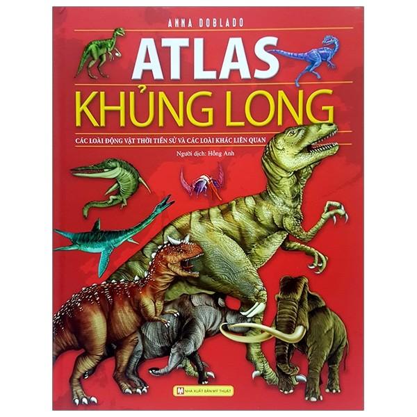 Atlas Khủng Long.