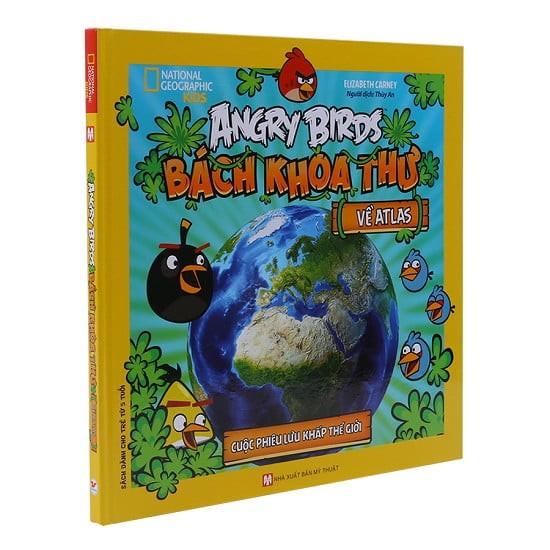 Angry Birds Bách Khoa Thư - Về Atlas