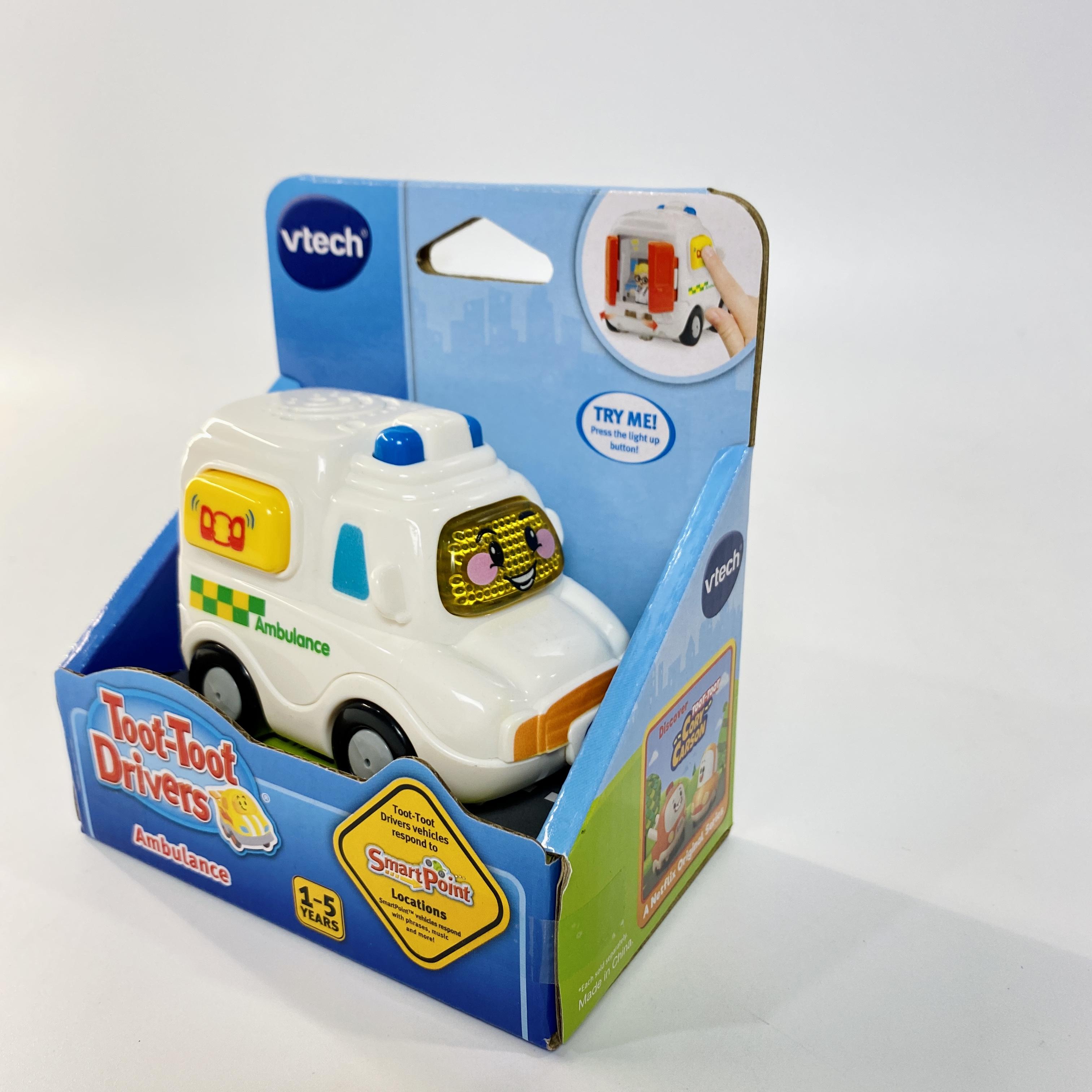 TTD 80-517003 Ambulance - Xe cứu thương