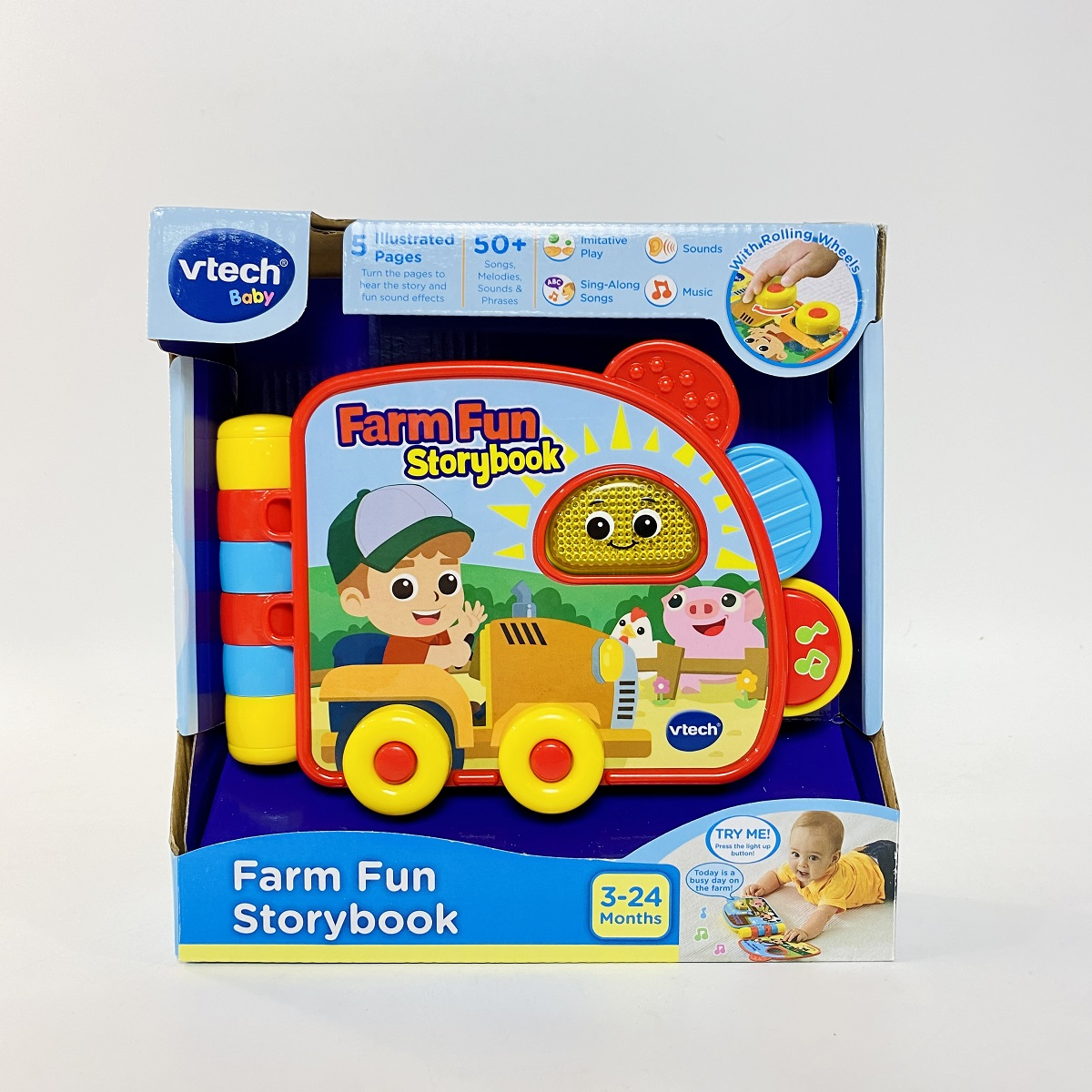 80-502063 Farm Fun - Sách âm nhạc