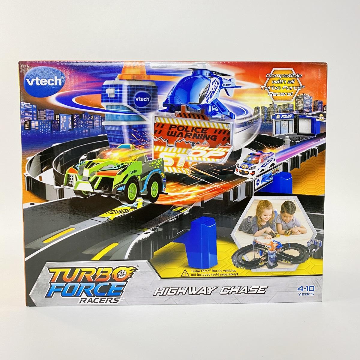 80-517903 Highway Chase - Đường đua Turbo
