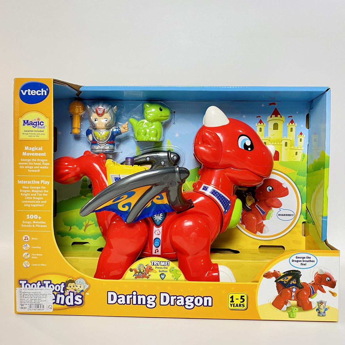 TTF 80-519603 Daring Dragon - Rồng con thân thiện